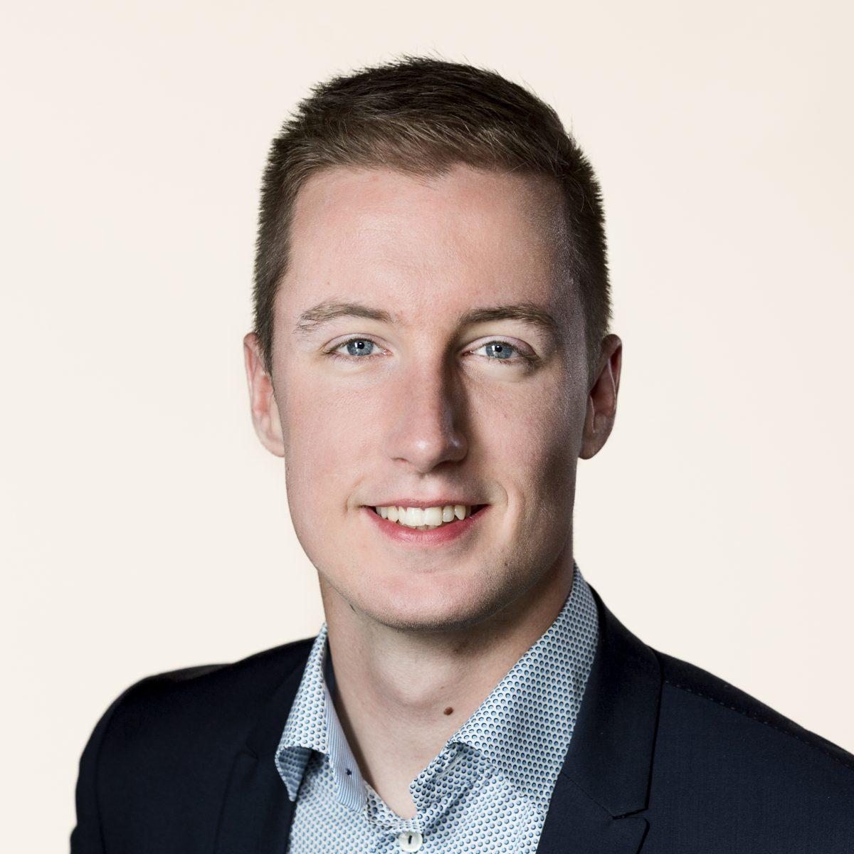 DAGENS POLITIKER: Børneordfører Jacob Mark, SF