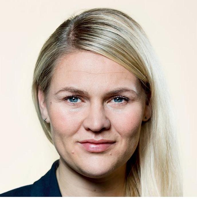 DAGENS POLITIKER: Børneordfører Laura Lindahl (I)